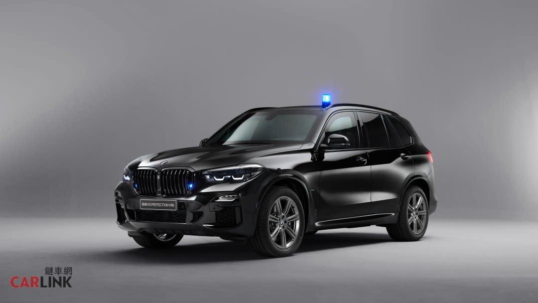 報告總統!這車防彈不買嗎? BMW X5 Protection VR6