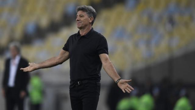 """雷纳托·高乔(RenatoGaúcho)的不确定性持久,他要求对Grêmio进行更多投资:""""我不会反击,我天生就是赢家"""""""