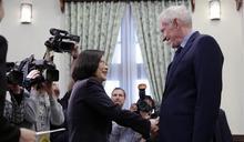 蔡英文會莫健,總統:台美關係前所未有的好