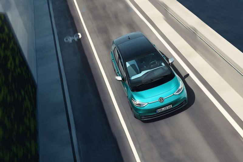 【2019法蘭克福車展】Volkswagen ID.3才剛發表,就要有高性能版的ID.3 R!
