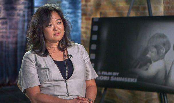 PHOTO: Filmmaker Lori Shinseki, who made the documentary, 'The Twinning Reaction,' is seen here in an interview with '20/20' (ABC News)