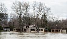 加拿大東部洪災 1200人撤離派兵支援