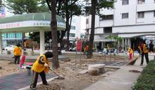 響應環境清潔日 南市中西區環保義工清淨家園環境