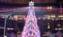 愛Sharing南北點燈 台鐵聖誕村敲響鈴聲