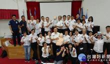 推廣全民CPR 嘉市消防局舉辦CPR宣導員培訓活動