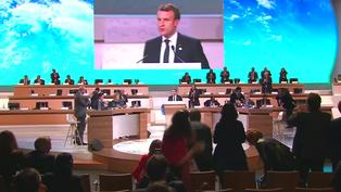 France's Macron says world is recapturing lost ground in fighting climate change