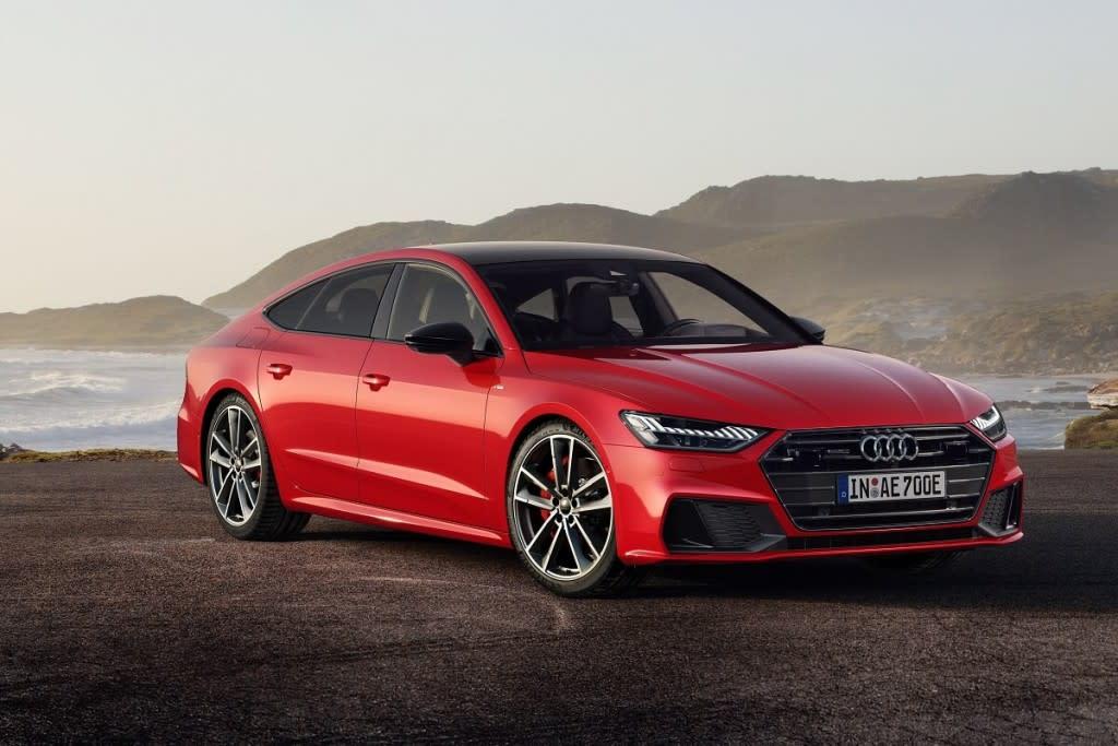 【2019法蘭克福車展】Audi推出新世代插電式混合動力車款A7 Sportback 55 TFSI e quattro