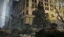《末日Z戰》電影變遊戲 殭屍群翻牆吃人啦