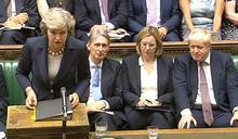 梅伊挨了同志一巴掌 英脫歐協議須經國會同意