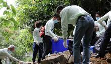 響應一人一善 台中慈濟醫護助打掃獨居患者住屋