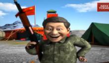 莊騏瑞觀點:中國為什麼不敢對印度開戰?