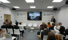 高市交通局獲邀至聯合國氣候變遷大會 發表生態交通全球盛典經驗