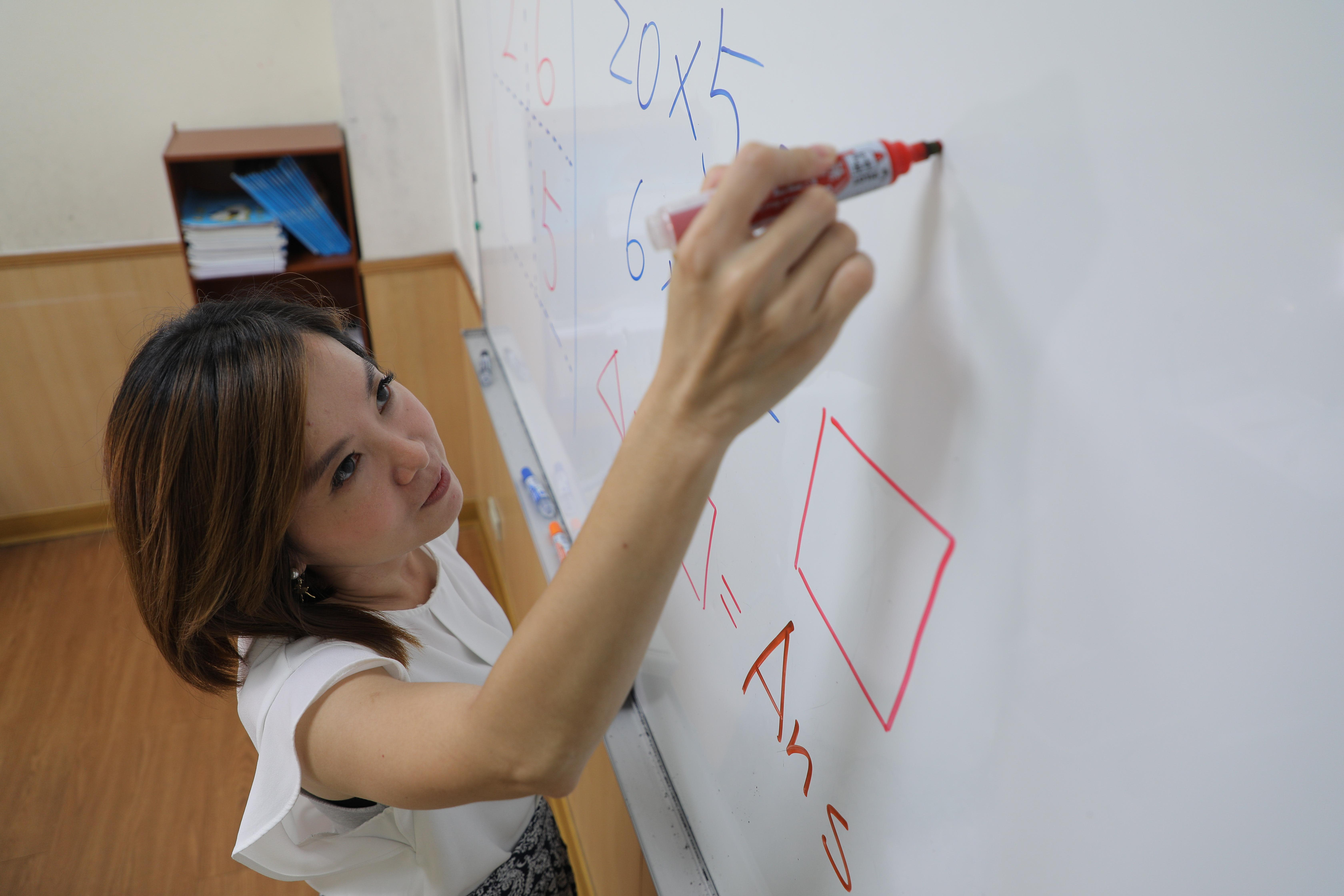 堅持方向一路往前衝 成為補教業王牌教師