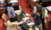 抗議前瞻預算表決不公 藍委「曾泰葆」連線今晚7時開始禁食