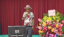 石碇盃歌唱交流賽 8旬翁挑戰八點檔主題曲