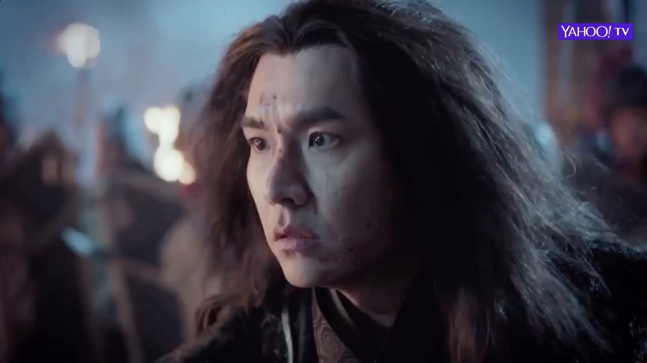 【東宮】精彩片段:王傳一謀反失敗!父子最後對話