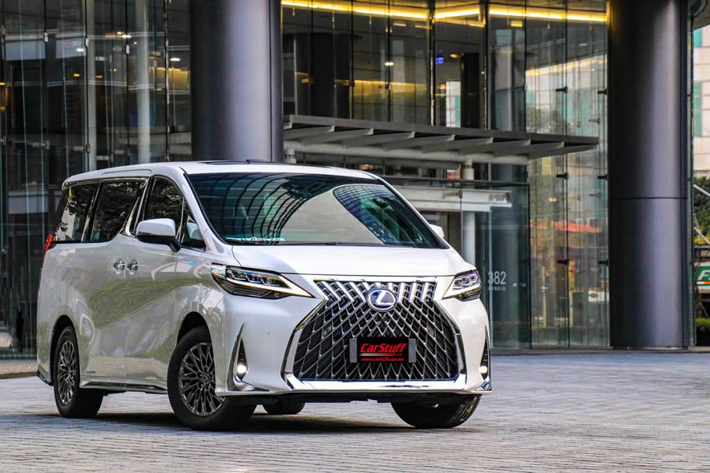 擁有專屬內外觀與 TNGA 平台設定,下一世代 Lexus LM 將有更獨立的產品性格!