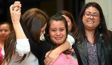 遭性侵懷孕產死胎被判重刑 薩爾瓦多婦女終獲清白