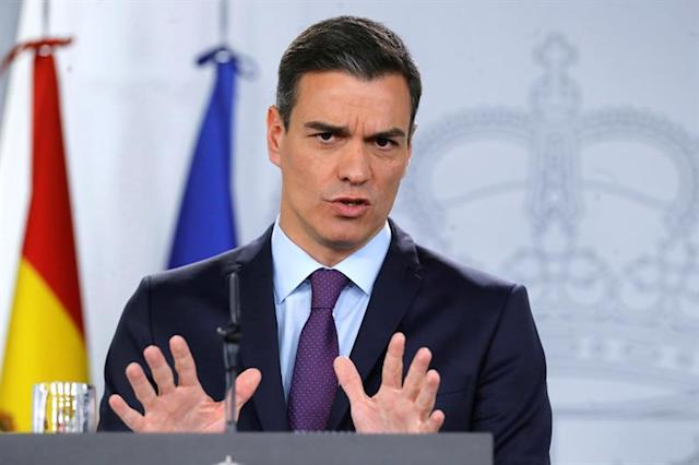 Sánchez da ocho días a Nicolás Maduro para convocar elecciones en Venezuela