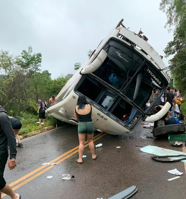 学生说,司机给公交车小费以避免进一步的悲剧发生(照片:JoãoPedro Ribas /个人档案)