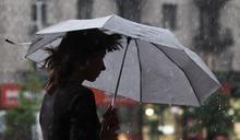 大雨直直落 9縣市嚴防大雨豪雨