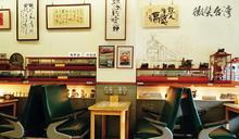 隱藏在食堂裡的私人鐵道博物館,全台最齊全超過萬件