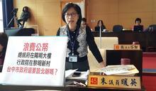 中市府爭取恢復台北辦公室預算 議員批浪費公帑