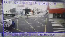 大台南公車自撞騎樓 駕駛重傷.6乘客輕傷