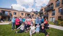 外國模式 – 50+女性共居