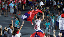 【世大運】來自各國選手的友誼 引起全場感動歡呼