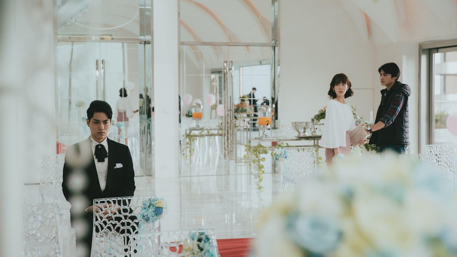 如果前任邀請你去參加他的婚禮,你會赴約嗎?