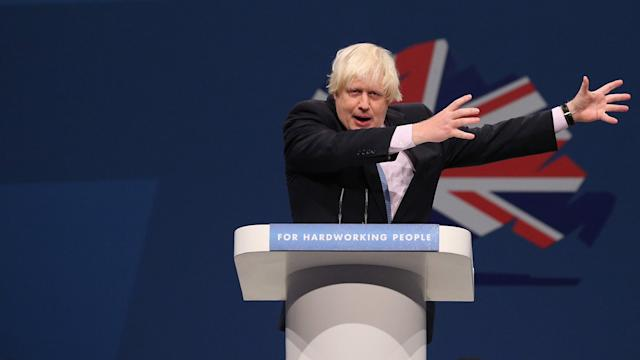 Boris Johnson © Oli Scarff/​Getty Images