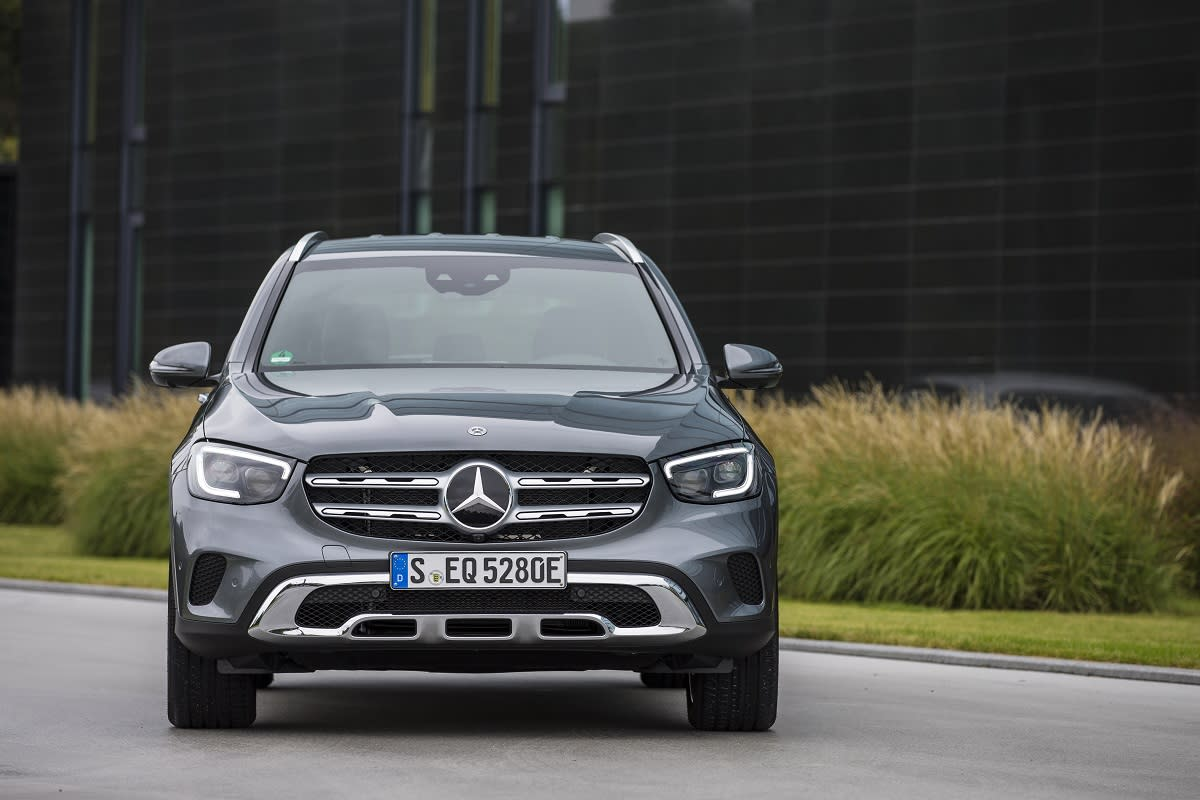 Mercedes-Benz PHEV大軍來襲  A250 e、GLC 300 e 4Matic、GLE 350 de 4Matic同時現身 !!