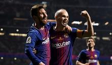 巴塞5蛋炒西維爾 第30次捧西班牙盃