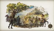 【遊戲】一款遊戲八倍享受!《八方旅人計畫》一次體驗八個英雄的史詩之旅