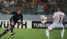 哈利卡尼當選英格蘭國家隊最佳球員