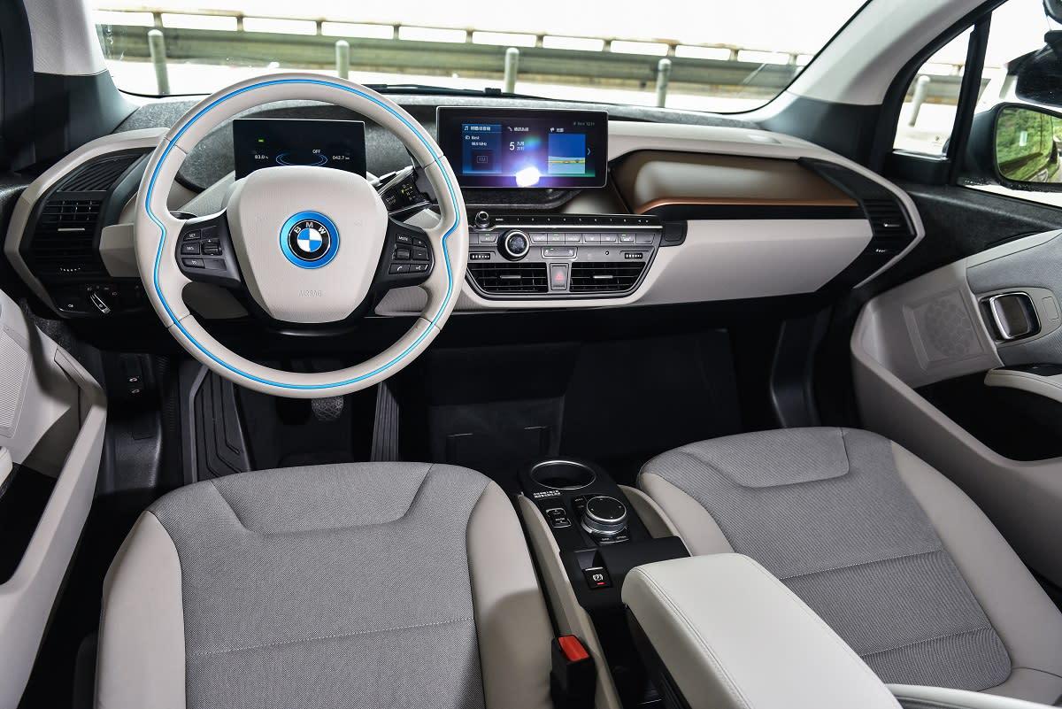 綠能先行者  BMW i3s !