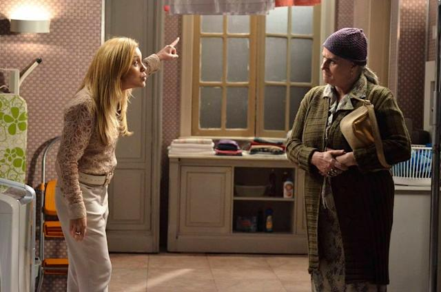 """""""巴西大道"""":阿德里安娜·埃斯特维斯(Adriana Esteves)""""不想""""重现小说"""