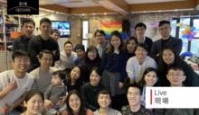雖然無法回家投票,但他們在牛津大學展現台灣民主