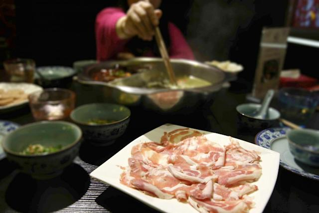 Hotpot is a popular dish in China and considered a social affair (Getty Images)