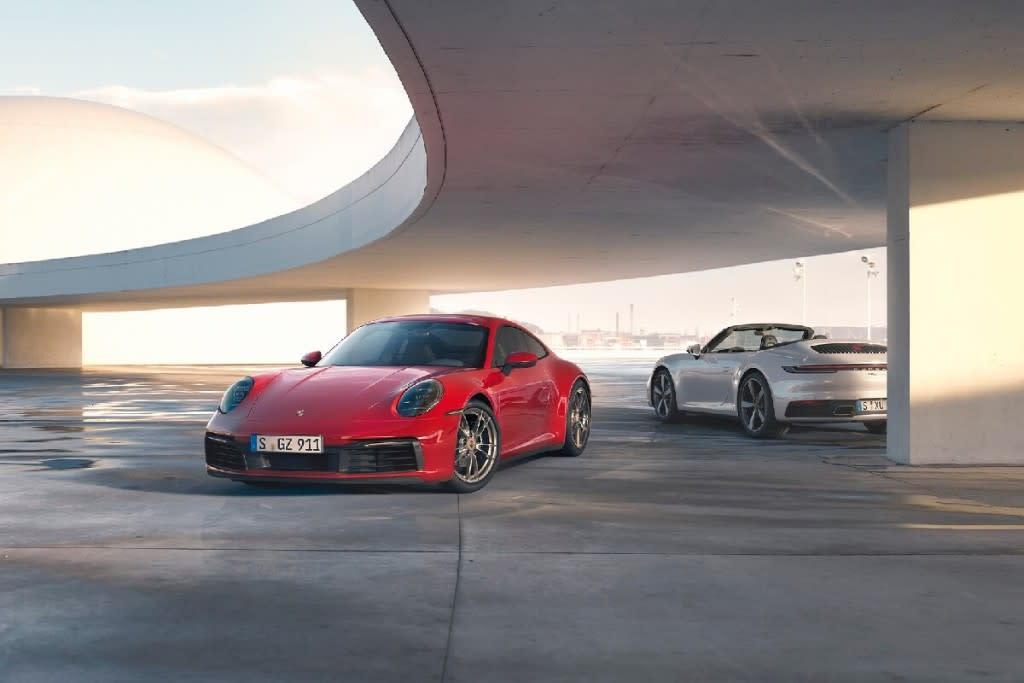 【2019法蘭克福車展】Porsche入門911 Carrera 4全輪驅動車型正式登場