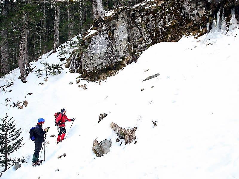 踏雪越嶺登高有關雪地裝備先備妥
