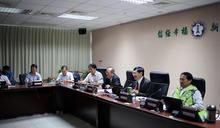 透過經驗交流創造人民幸福 台中市副市長林陵三拜訪嘉義市