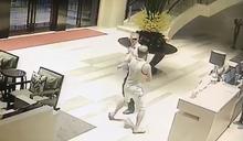 住戶不滿電梯遭不明占用 揮拳打昏社區總幹事