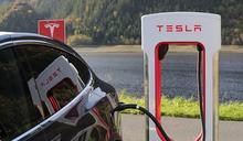 特斯拉Tesla全球最大充電站將在上海開幕