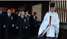 日本跨黨派60名國會議員 參拜靖國神社