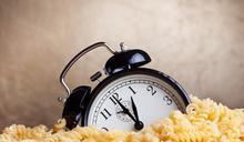 小心!三餐不定時 吃得再健康也會胖