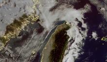 全台僅宜蘭非晴空 鄭明典:地形易有雲堆積在蘭陽平原
