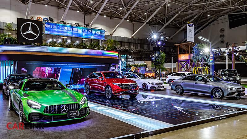 【2020台北車展】邀您同遊2030 台北!Mercedes-Benz 展區五大亮點開箱