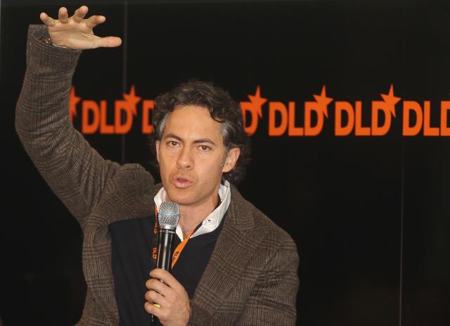 Joshua Cooper Ramo pictured in 2010. (Johannes Simon via Getty Images)